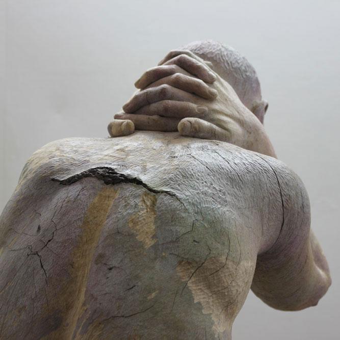 Kevin Dagg figurative work