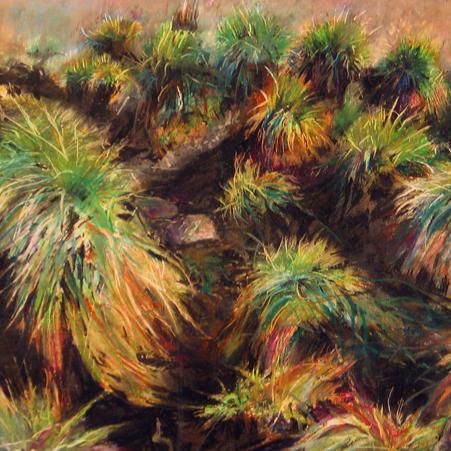 Kevin Dagg- Wild Grass